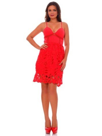 Rochie Italy Ophelia Red